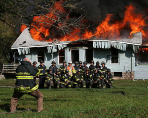 Fire requires a speedy emergency response